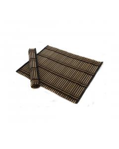 Set placemat bambus
