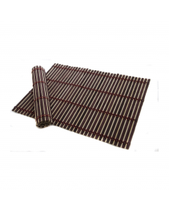 Set 2 placemat bambus natur