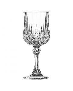 Set 6 pahare vin rosu 25 cl, Longchamp