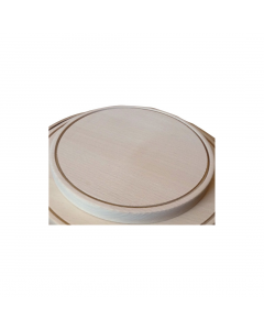 Tocator rotund lemn 20 cm