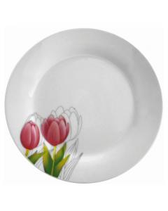 Farfurie plata 23 cm Tulipan
