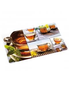 Placemat 43x28 motiv ceai