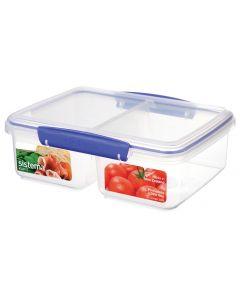 Cutie dreptunghiulara cu capac pentru alimente, Klip It Sistema