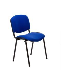Scaun ISO albastru