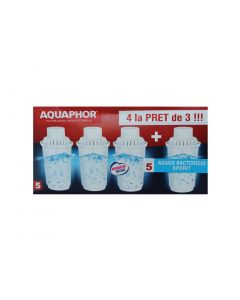 Set 3+1 cartus filtrant Aquaphor B5