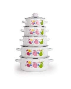 Set vase email 10 piese