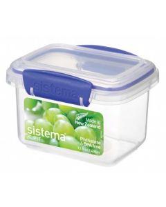 Cutie plastic dreptunghiulara 0.4 L, Klip-It Sistema