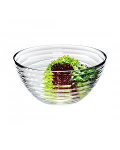 Bol sticla salata Viva 20 cm