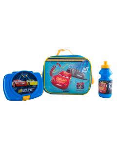 Lunch bag echipat, Cars