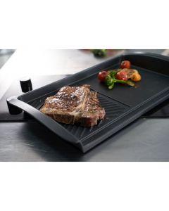 Tava gratar aluminiu 50x28x6 cm, Chef Sorin Bontea
