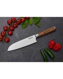 Cutit Santoku 18 cm, Chef Sorin Bontea