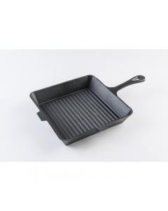 Tigaie grill fonta 25x4.7 cm, Vanora