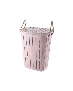 Cos rufe 62 L Botanica, roz