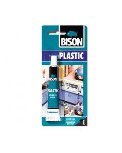 Adeziv pentru mase plastice 25 ML, Bison