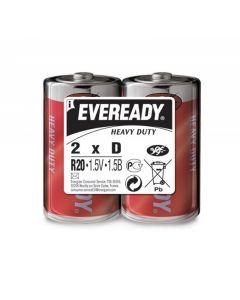 Set x 2 baterii Energizer Eveready HD R20