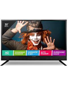 Televizor LED Allview, HD, 81 cm, 32ATC5000-H-SB