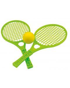 Set tenis cu minge burete