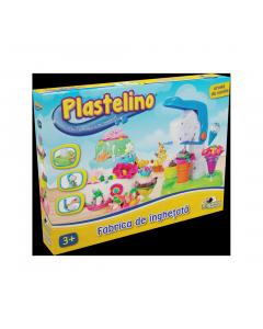 Fabrica de inghetata Plastelino