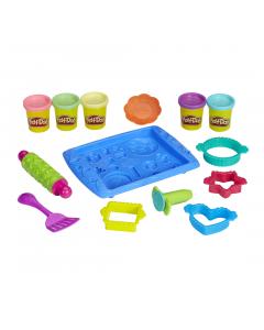 Set Play-Doh Kitchen Creations: Prajiturele colorate