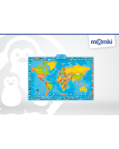 Harta interactiva a lumii RO