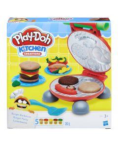 Blaster Mega Bigshock, Play-Doh