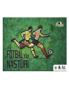 """Joc de familie """"Fotbal cu nasturii"""""""