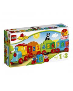 Lego DUPLO My First Trenul cu numere