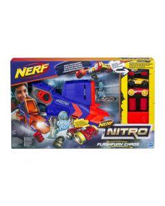 Blaster rapid Flashfury Nitro , Nerf
