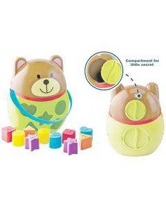 Ursulet cu forme de potrivit