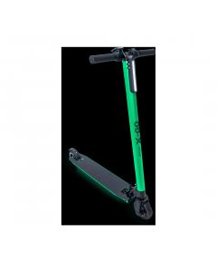 Trotineta electrica X-Go, verde, Evolio