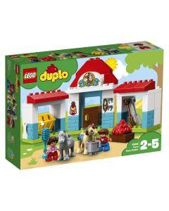 LEGO DUPLO Grajdul poneilor