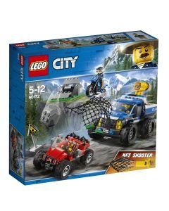 LEGO City Goana pe teren