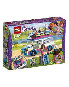 LEGO Friends Vehiculul Oliviei