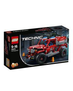 LEGO Technic Interventie