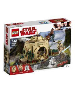 LEGO Star Wars Coliba lui Yoda