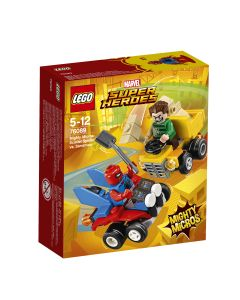 LEGO Super Heroes Scarlet vs Sandman