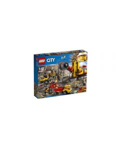 LEGO City Amplasament mineri
