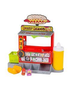 Set de joaca The Grossery Gang Hot Dog