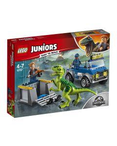 LEGO Juniors Raptorul