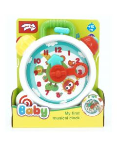 Ceas muzical bebe