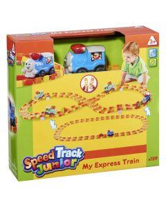 Linie cale ferata flexibila