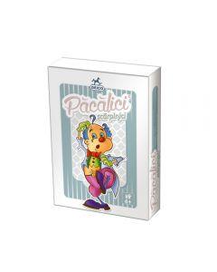 Joc romanesc Pacalici Scarpinici, plastic, D-Toys