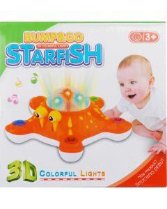 Steluta bebe cu sunete si lumini