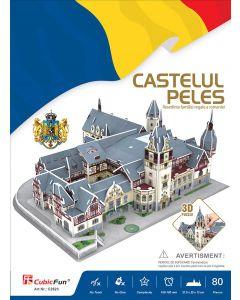Puzzle 3D Castelul Peles