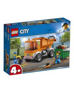 LEGO City Camion pentru gunoi