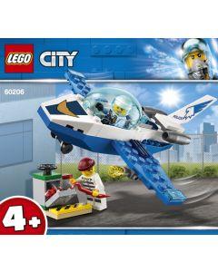 LEGO City Avionul politiei