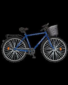 Bicicleta City  barbat R2891A albastru, Rich