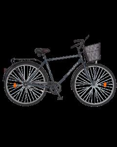 Bicicleta City  barbat R2891A negru, Rich