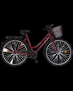 Bicicleta City  barbat R2892A visiniu, Rich