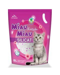 Silicat Miau-Miau 8 L
